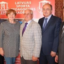 ERASMUS+ PROGRAMMAS IETVAROS LSPA APMEKLĒ BULGĀRIJAS, UKRAINAS UN BALTKRIEVIJAS AUGSTSKOLU VADĪBA